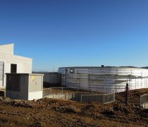 Bioplynová stanice Vlčí Jámy