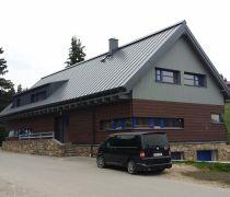 Návštěvnické centrum dřevařství na Modravě