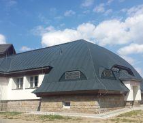 Rekonstrukce společenského sálu Kvilda