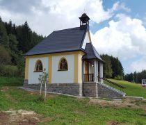 Obnova Kaple sv. Anny, Hliniště u Strážného