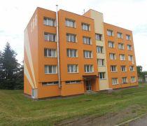 Stavební úpravy bytového domu Ševětín