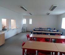 Stavební úpravy školní jídelny s kuchyní – Šumavské Hoštice