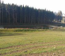Horní a dolní retenční nádrž - Hoslovice