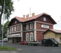 Rekonstrukce vlak. nádraží Sušice